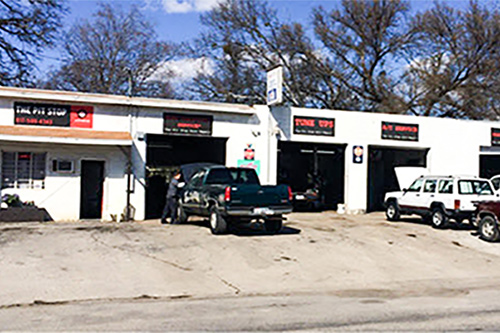 car repair weatherford